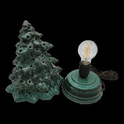 elektrischer Weihnachtsbaum
